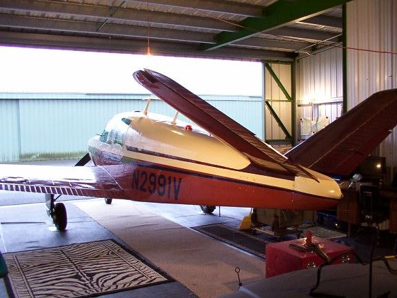 1947 Beechcraft Bonanza 35