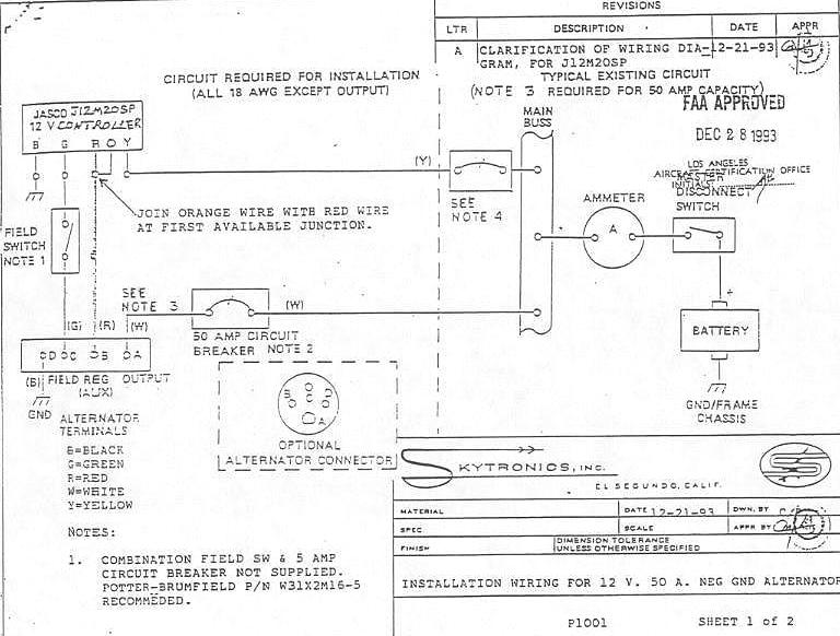skytronics jasco alternator 24 volt wiring diagram ~ wiring gm alternator wiring diagram jasco alternator upgrade rh vintagebonanza com gm 2 wire alternator wiring diagram gm 2 wire alternator wiring diagram